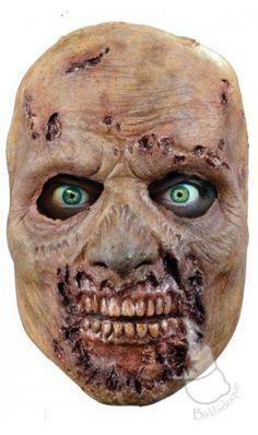 Máscara Caminante Podrido Zombie  The Walking Dead