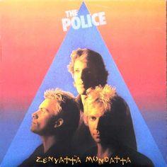 Police, The - Zenyatta Mondatta CANADA 1980 Lp nm more mint w/Inner