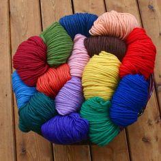 włóczka 100% wełna też do filcowania 100% wool yarn also for felting e-supelek.com.pl