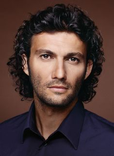 Jonas Kaufmann - I can't handle it. He's gorgeous AND has an incredible, husky, exciting voice. MON CŒUR! MEIN HERZ!