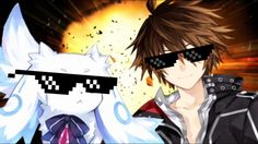 Fang and Cuey: Fairy Fencer F