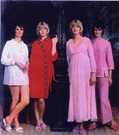 M&S lingerie advert 1970