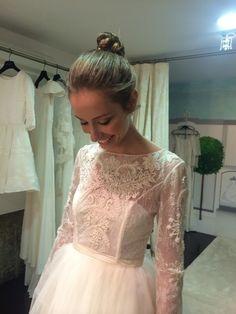 Planes de boda - Buscando vestido de novia en Love is in the air