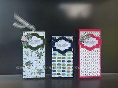 Schoko Lift / Chocolate Lift / Birthday Card handmade with Stampin' Up!, Designer Series Paper English Garden, Stamp Creatively yours Neues DSP Englischer Garten, Berlin Stampin' Up!, SU   https://stempelnstanzenstaunen.wordpress.com/