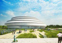 Velodrome Proposal / BNKR Arquitectura