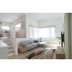 Modern Home Interior Design, Home Room Design, Interior Architecture, House Design, Sunken Living Room, Home Design Floor Plans, Japanese Home Decor, Cuisines Design, Home And Living