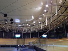 Vèlodrome UCI Aigle (piste) in Aigle VD, Waadt Basketball Court, Eagle, Dance Floors
