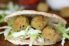 Une recette inratable de Falafels Thermomix sur Yummix • Le blog culinaire dédié au Thermomix !