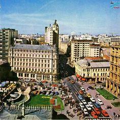 #București / Calea Victoriei anii 70