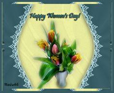 Happy Women, Ladies Day, Tableware, Dinnerware, Tablewares, Dishes, Place Settings