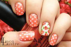 Floral   #nail #nails #nailsart