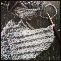 Gratis haakpatroon: stoere steek / Free pattern: tough stitch   Jenin's