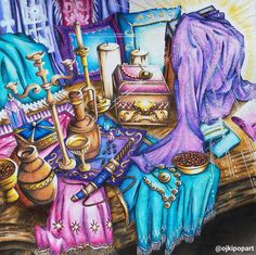 Picture from the Throne of glass colouring book #throneofglass #throneofglasscoloringbook #johnhowe #sarahjmaas #colouringforgrownups #colouringforadults #colouringbooks #relax #colourbooks #antistresstherapy #fantasy #colouring #art #artgang #artgram #iloveart #ilovecoloring #adultcoloring #kolorowankidladorosłych #kolorowamafia
