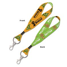 FIFA World Cup 2014 Key Lanyard