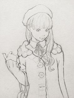 高校にこんな制服があってもいいと思うんだけどなぁ by Eisakusaku