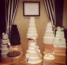Wedding Show Display - Cute idea for the backdrop.