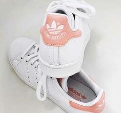 Peach coloured shoes
