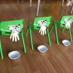 Farm Activities, Animal Activities, Infant Activities, Day Care Activities, Farm Animals Preschool, Preschool Crafts, Preschool Activities, Preschool Farm Crafts, Art For Kids