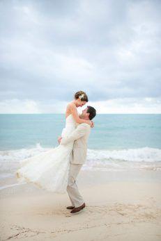 Beach-Perfect Jamaica Wedding - Belle The Magazine