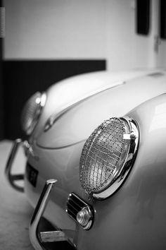 Porsche 356 Speedster via Mathieu Bonnevie