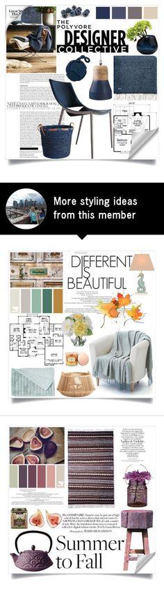 Bez naslova #2620 by kristina-krizanec on Polyvore featuring interior, interiors, interior design, home, home decor, interior decorating, UGG Australia, Dot & Bo, Modloft and Murmur