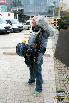Gute gelaunte Mitarbeiter sind die halbe Miete #Alpenzauber #Köln #MediaPark #RTLWest