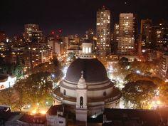 Cúpula de la Redonda, Belgrano, Ciudad de Buenos Aires.