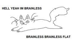 Dankest Memes, Funny Memes, Cat Doodle, Pinterest Memes, Cute Memes, Cry For Help, Wholesome Memes, Cat Drawing, Mood Pics