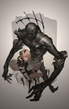 Dead summoned, Geoffrey Chan on ArtStation at https://www.artstation.com/artwork/m6gw8?utm_campaign=notify&utm_medium=email&utm_source=notifications_mailer