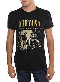 Nirvana Film T-Shirt