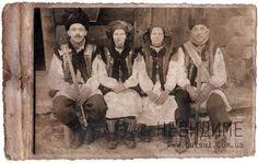 Гуцульщина в Україні: Старі фото  Гуцули та Гуцулки ( Косів)