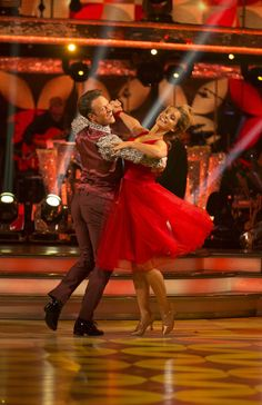 Image result for Strictly 2016 lousie week 4