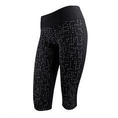 Womens Sports Clothing & Sportswear - Womens Sports Apparel - Rebel - Running Bare Womens Mid Rise Don#t Be Jealous 1/2 Tight