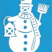 Zimné vystrihovačky na okno - Aktivity pre deti, pracovné listy, online testy a iné Bart Simpson, Smurfs, Snowflakes, Art For Kids, Disney Characters, Fictional Characters, Disney Princess, Snow, Art For Toddlers