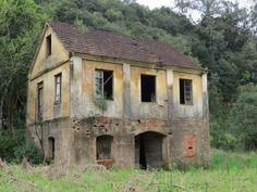 casas antigas casa pedra mais abandoned fazenda houses viajando abandonadas carro caminhos caminho fazendas places pelo clicrbs antiga interior abandonada