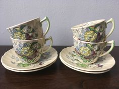 A personal favourite from my Etsy shop https://www.etsy.com/uk/listing/510699478/royal-doulton-kirkwood-d5130-demitasse