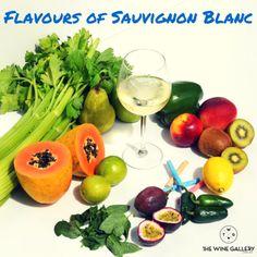 Flavours of Sauvignon Blanc