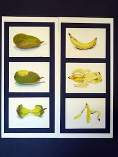 The Calvert Canvas: Adventures in Middle School Art!: September 2012