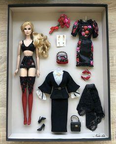Dania Red Zinger In the style of Dolce & Gabbana Barbie Doll Set, Barbie Sets, Doll Clothes Barbie, Barbie Doll House, Beautiful Barbie Dolls, Barbie Fashionista Dolls, Diva Dolls, Fashion Royalty Dolls, Fashion Dolls