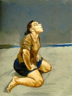 Paula Rego Self-portrait Although I try, goodness knows I try, I'm sure I don't write about female artists as often as their numbers or. Women Artist, Collages, Fantasy Authors, Animal Magic, Galleries In London, Feminist Art, Inspirational Artwork, Portraits, Painting Art
