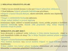stratejik planlama örnekleri ile ilgili görsel sonucu