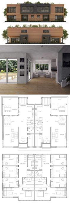 Duplex House Plan …