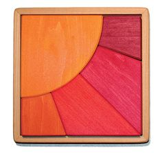 Grimm's Wooden Beginner Puzzle - Sun, so elegant and lovely Preschool Puzzles, Puzzles For Toddlers, Activities For Kids, Wooden Block Puzzle, Wooden Puzzles, Wooden Blocks, Grimm's Toys, Kids Toys, Tinkerbell