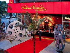 Madame Tussauds Hollywood. Wonder if its different then the one I have been at in NY