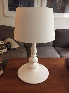 FINN – Ny bordlampe fra Habitat Habitats, Table Lamp, Lighting, Design, Home Decor, Table Lamps, Decoration Home, Room Decor, Lights