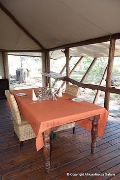 Another camp photo Two Twin Beds, Flush Toilet, Comfortable Sofa, Outdoor Furniture, Outdoor Decor, Albums, Safari, Tent, Camping