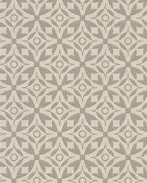 Tapet Nila Stone Grey/Ivory från Akin & Suri
