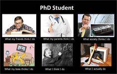 haha - applies to any grad program I think