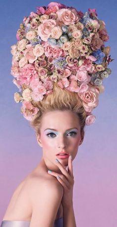Dior - Marie Antoinette-inspired