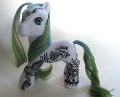 Henna pony 3 by trillions.deviantart.com on @deviantART